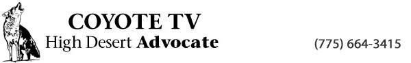 Coyote TV – High Desert Advocate