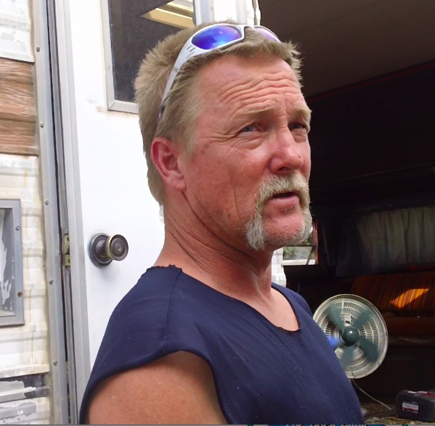 ELKO DEPUTIES ARE INVESTIGATING THE DISAPPEARANCE OF THIS MAN, JOHN HUGHES, WHO WAS ALLEGEDLY TAKEN AGAINST HIS WILL FROM HIS MONTELLO HOME AUGUST 20. SEE THURSDAY'S EDITION OF HIGH DESERT ADVOCATE FOR COMPLETE STORY.