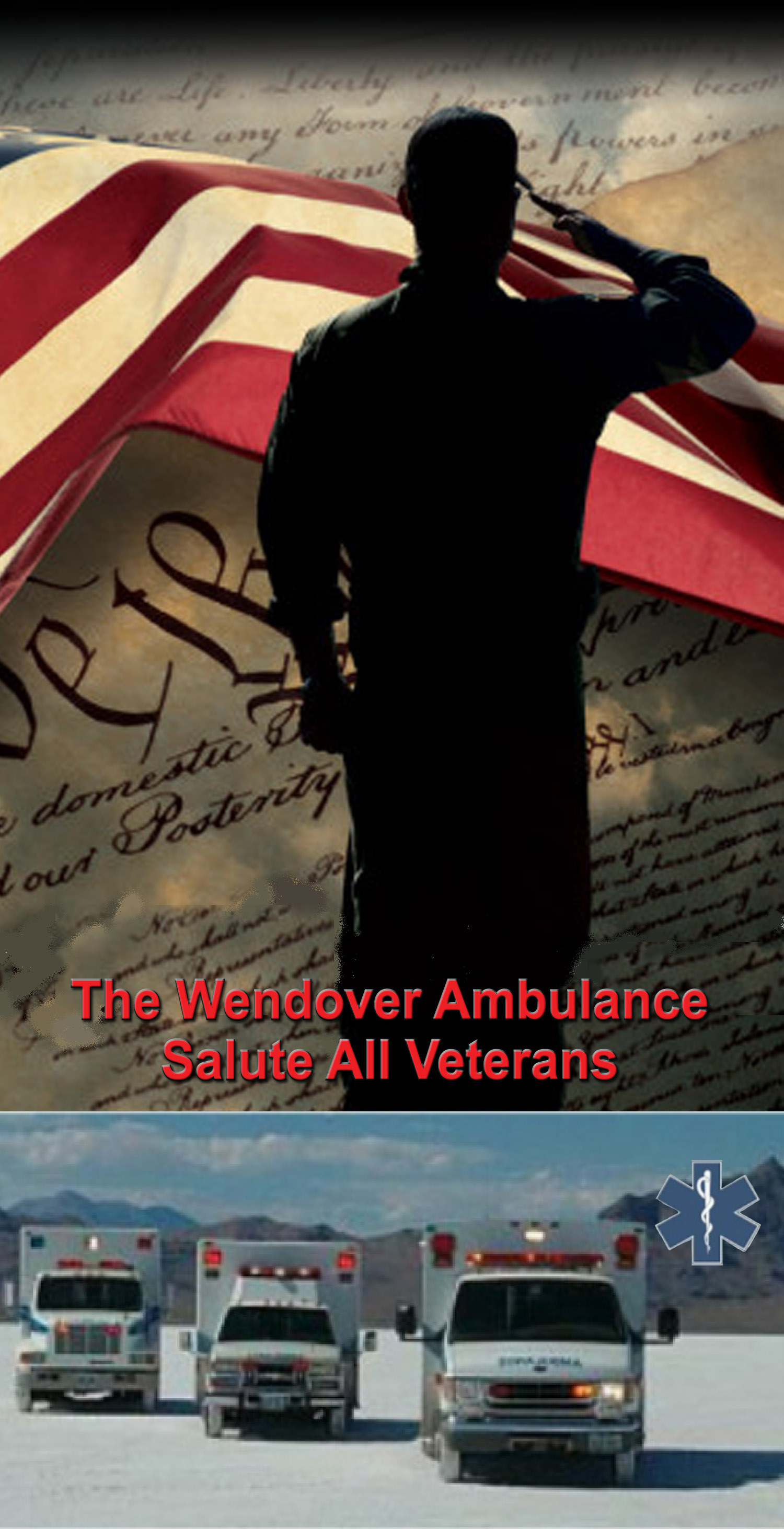 advocate news coyote tv high desert advocate wendover ambulance veterans day 1 4 2015