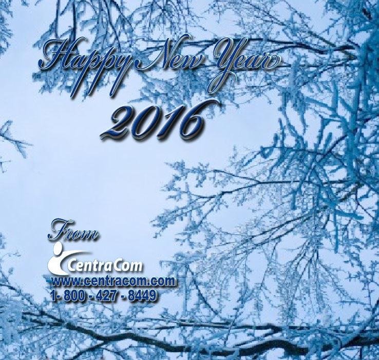 Centra New Year 2016