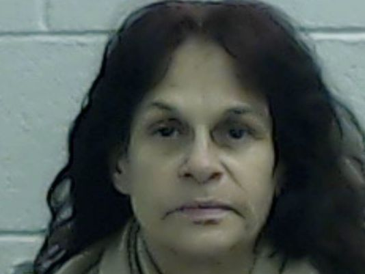 Pam Erwin, accused of murder of husband (Photo: Humboldt County Sheriff's Office)