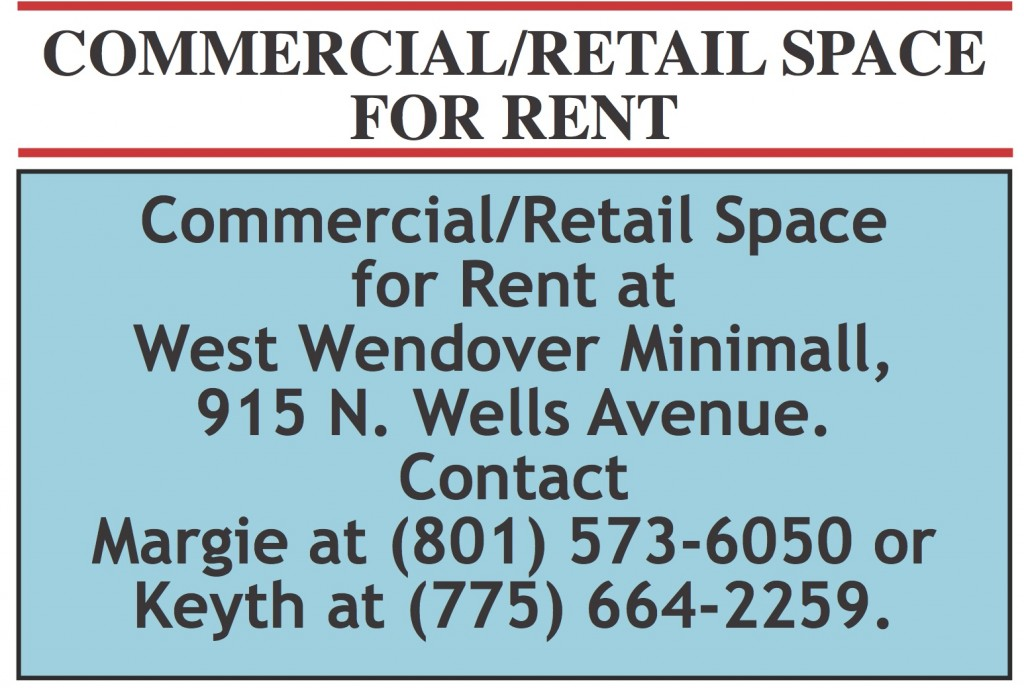 COMMERCIAL:RETAIL SPACE FOR RENT2