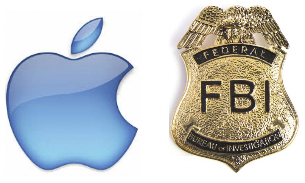 Apple:FBI