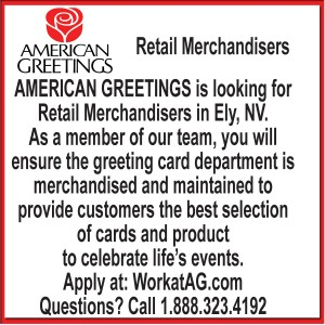 American Greetings Classifieds 3-10-16