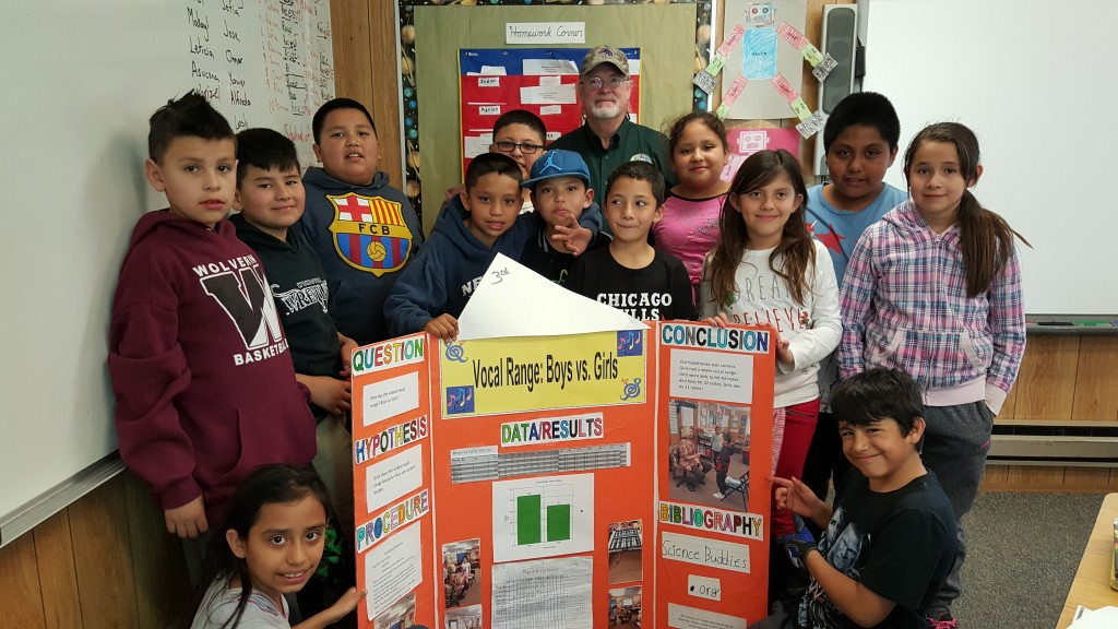 West Wendover Elementary School Science Fair Projects Who Went To