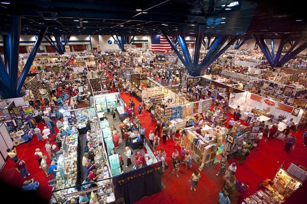 International Quilt Market/Spring May 20-22 | Coyote TV - High ... : international quilt market - Adamdwight.com