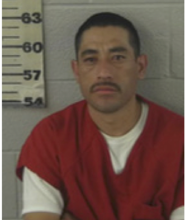 Manuel Trejo 35, from West Wendover Nevada Burglary, Possession of burglary tools, Resisting arrest Bail posted at $25,420.00 (photo credit Elko County Sheriff Office)