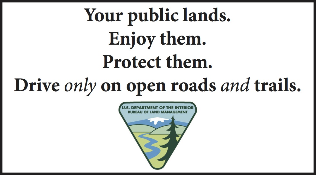 Advertisement-Your Public Lands