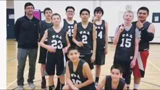 West Wendover Nevada Boys PAL team.(photo credit Jim Trammell)