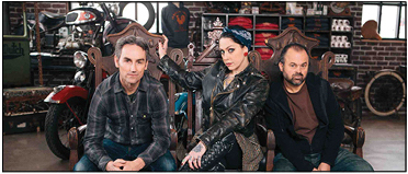 American Pickers, from the show on the History Channel, are planning to come and film the antiques hiding away in someone garage.
